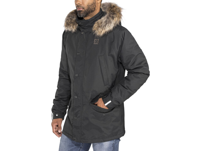 new product 50fbd 0e857 66° North Hekla Parka Herren black